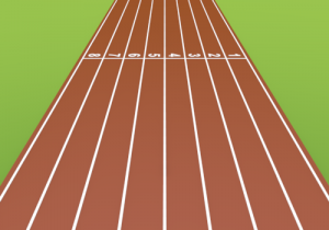 The Track is BACK!!!!  BCRR Track to Begin April 5th at the George School