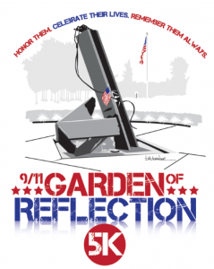 9/11 Memorial Garden of Reflection 5K