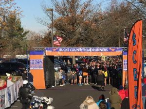 BCRR/Customers Bank Thanksgiving Day Race Results