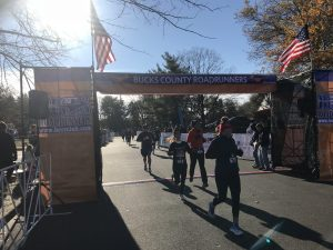 BCRR/Customers Bank Thanksgiving Day Race Finish Line Photos