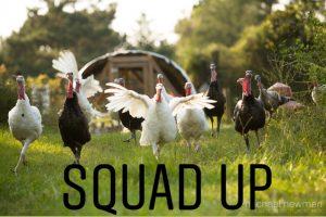 Squad Up!!