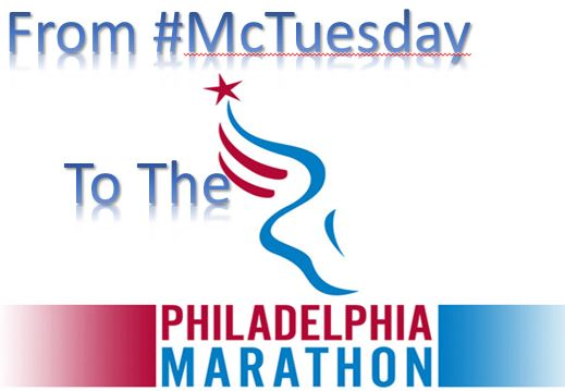 From #McTuesday to Marathon